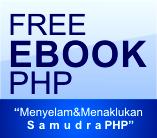 ebook belajar php