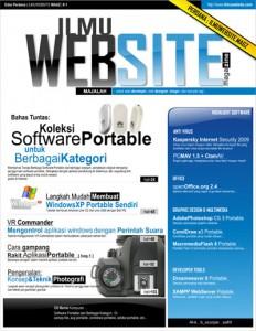 Free Download Majalah Ilmuwebsite v.1.0