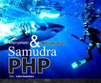 Ebook PHP Free Download : Menyelam dan Menaklukan Samudra PHP web desain grafis