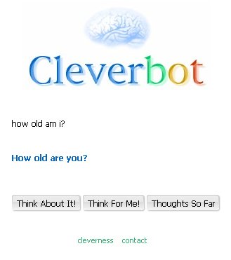 CleverBot: Bot Pintar Penjawab Pertanyaan Otomatis web desain grafis