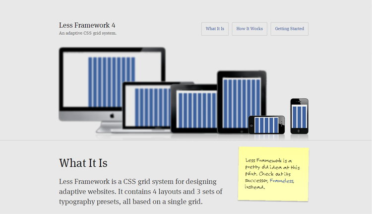 Cara Gampang Membuat Template Website Responsive | Featured