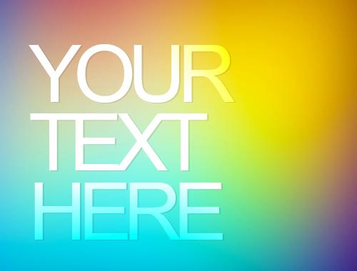 Teks Dengan Warna Gradient Menggunakan Adobe Ilustrator