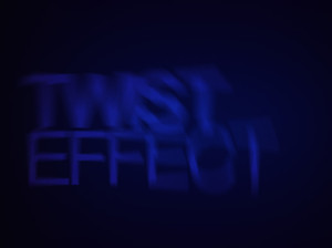 Tutorial After Effects : Animasi Text Effect Twist