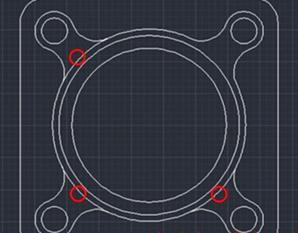 Tutorial Autocad: Cara Membuat Gambar Packing Mesin Motor (2D)