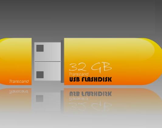 Video Tutorial CorelDraw : Teknik Dasar Membuat USB Flash Disk
