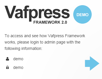 VafPress: Theme Options Framework Yang Asik Buatan Indonesia