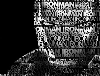 Tutorial Photoshop : Membuat Typography Potrait Dengan Photoshop
