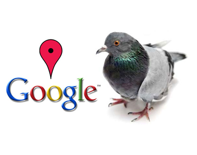 Sekilas Mengenai Google Pigeon. Keuntungan Bagi Pebisnis Lokal!