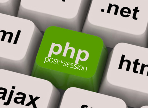 Tutorial PHP : Post+Session = Agar Isi Form Submit Tidak Hilang