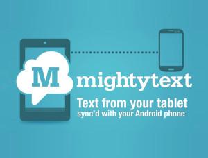MightyText : Mudahnya SMS Marketing Di Android Menggunakan Komputer