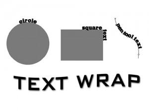 Tutorial Menggunakan Wrap Pada Teks Di Photoshop
