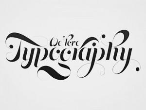 Explorasi Typograph : Komponen Pokok Dalam Desain Grafis
