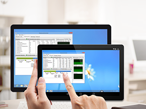 Kendalikan PC Secara Remote Pakai Smartphone? TeamViewer Saja!