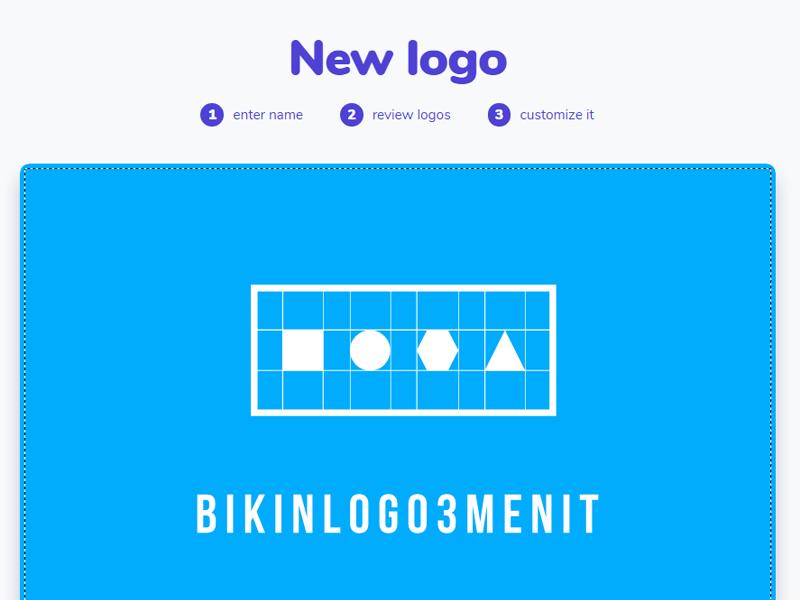 Keren! Bikin Sendiri Logo, Nggak Perlu Ribet Pakai Mybrandnewlogo 5 Menit Jadi