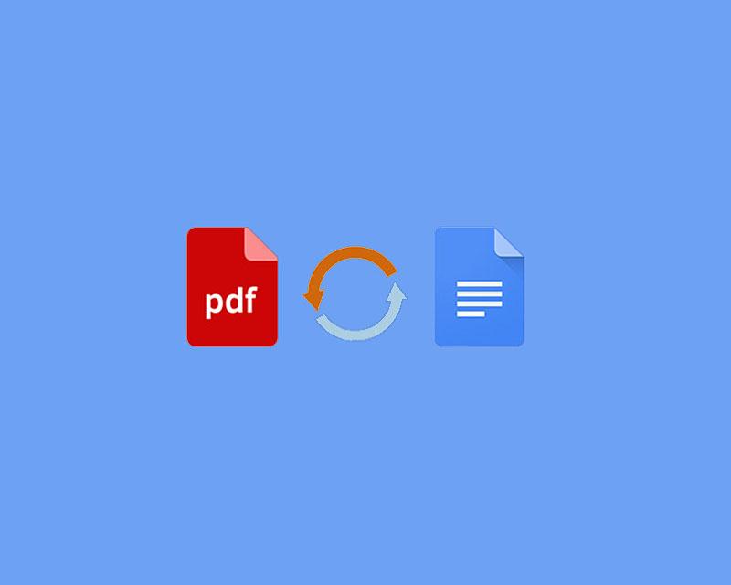 Video Tips Trik Cara Gampang Merubah PDF Menjadi File Document