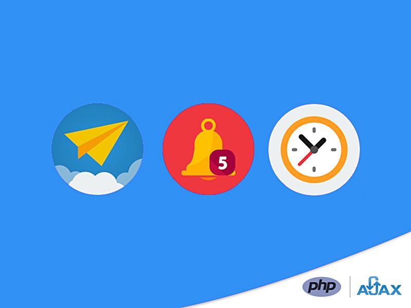 Dasar Membuat Aplikasi Real Time dengan Teknik Long Polling PHP + AJAX