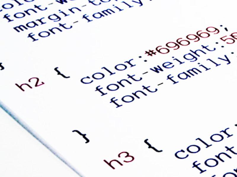 Web Design Tips: Menggunakan CSS Reset