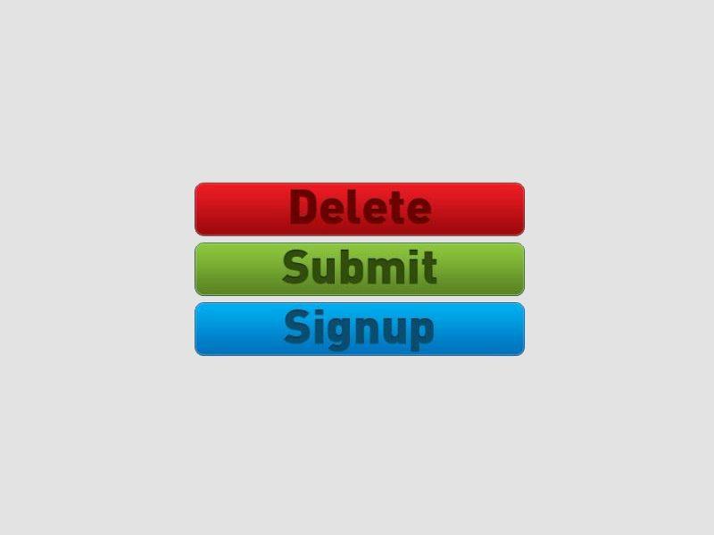 Belajar HTML CSS : Membuat Form Multi Submit Dengan Multi Link
