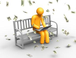 5 Cara Mendatangkan Uang Terus-Terusan Dari Blogging