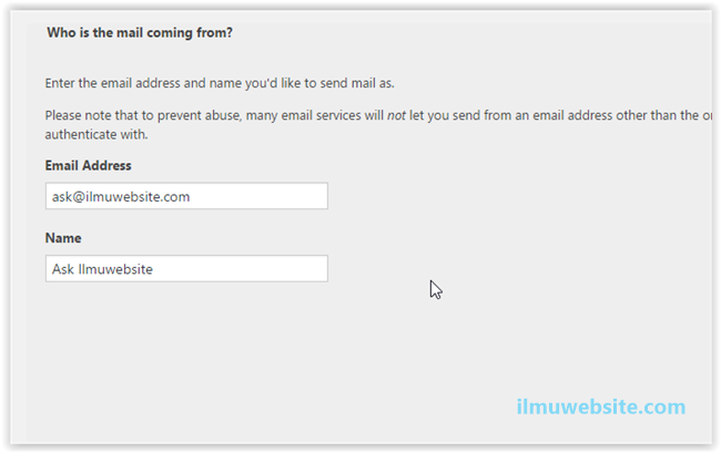 tutorial wordpress form email link download